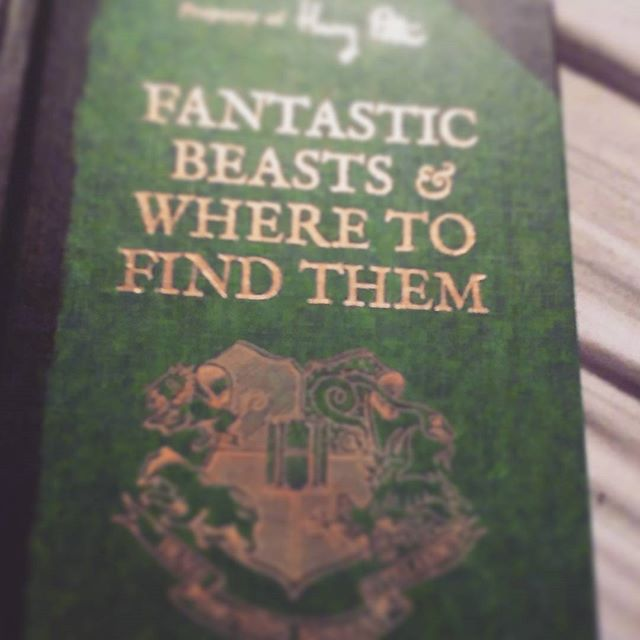 book review fantastic beasts