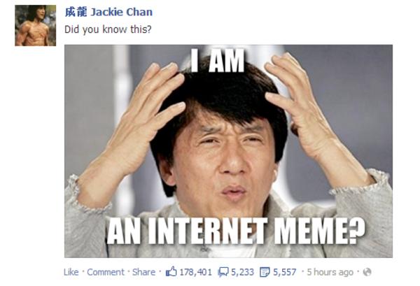 jackie chan internet meme