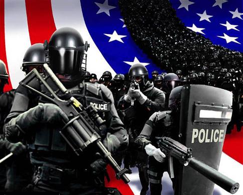 police violence in america