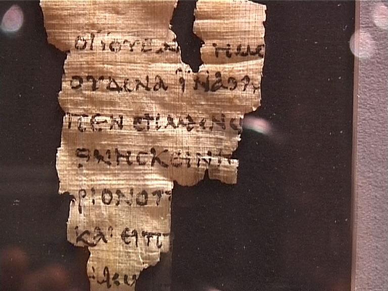 old testament fragment